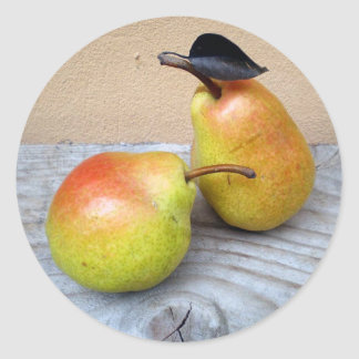 Pears Stickers