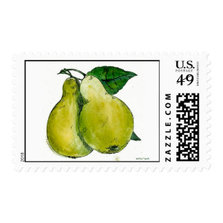 Pears U.S. Postage Stamps
