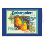 Pears Vintage Scenic Label Art Card