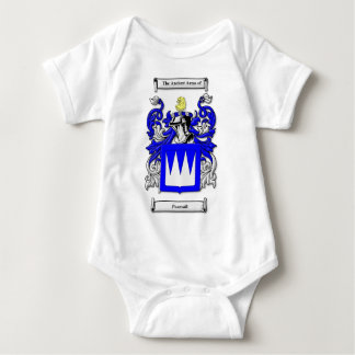 Pearsall Coat of Arms Baby Bodysuit