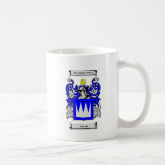 Pearsall Coat of Arms Coffee Mug