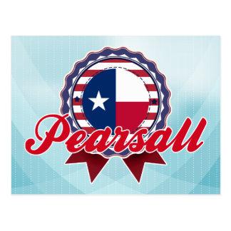 Pearsall, TX Postales