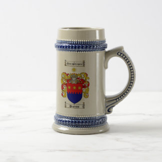Pearson Coat of Arms Stein