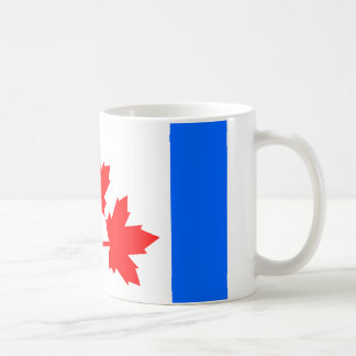 Pearson Pennant (Canadian Flag Proposal) Classic White Coffee Mug