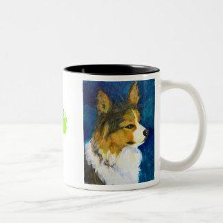 Pearson's Darby Two-Tone Coffee Mug
