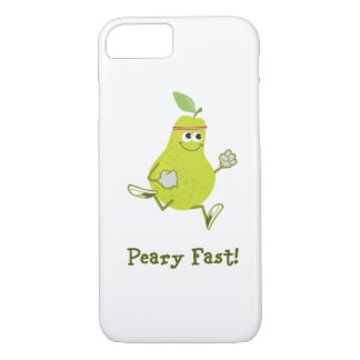 Peary Fast! iPhone 8/7 Case