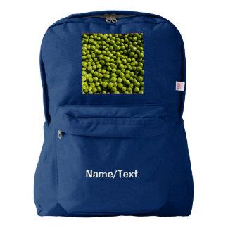 peas american apparel™ backpack