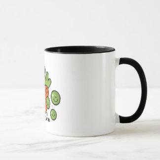 Peas And Carrots Mug