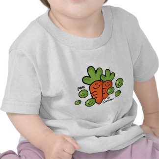 Peas And Carrots T Shirt