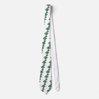 Peas be with you tie