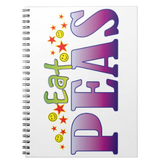 Peas Eat Note Book