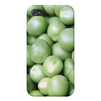 Peas in a pile iPhone 4 cases