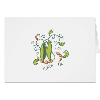 PEAS IN A POD GREETING CARDS