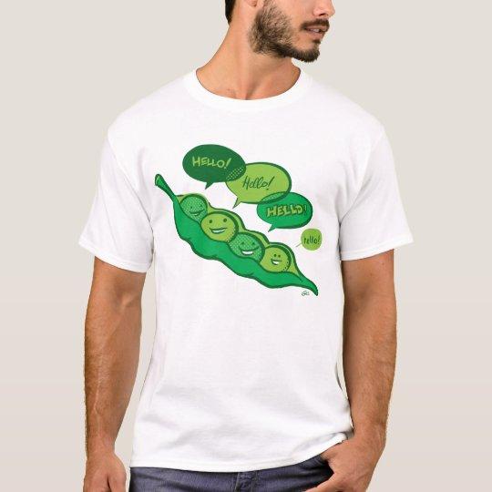 Peas in a Pod (Hello) Shirt