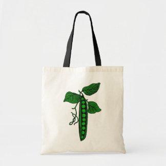Peas in Pod Tote Bag