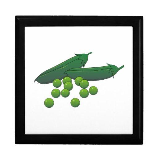 Peas Jewelry Box