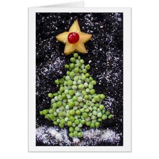 """Peas On Earth"" Card"