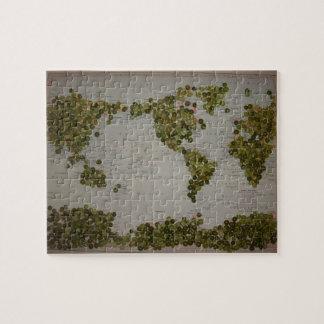 Peas on Earth Jigsaw Puzzle