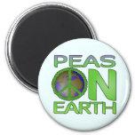 Peas on Earth Magnets