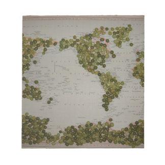 Peas on Earth Notepad