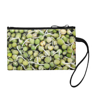 Peas Sprouts Coin Purse
