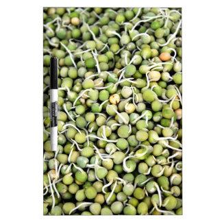 Peas Sprouts Dry-Erase Board