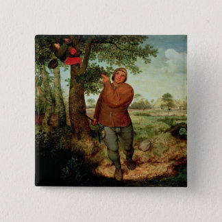 Peasant and Birdnester, 1568 Button