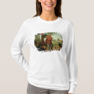Peasant and Birdnester, 1568 T-Shirt