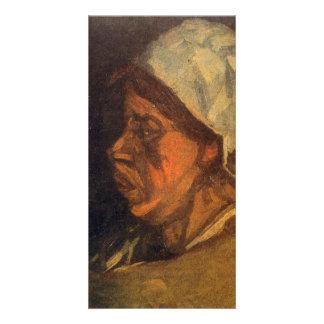 Peasant by Vincent van Gogh Card