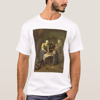 Peasant Family at Meal time, c.1665 T-Shirt