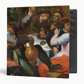Peasant Feast, 1566 Vinyl Binders