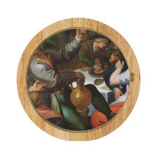 Peasant Feast, 1566 Cheese Board