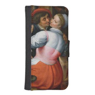 Peasant Feast, 1566 Phone Wallet