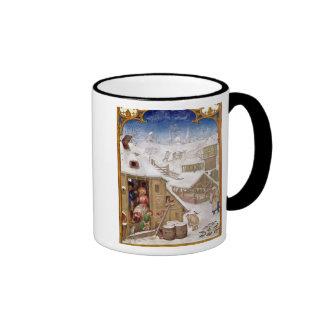 Peasant Life, from 'Breviarium Grimani' Ringer Mug