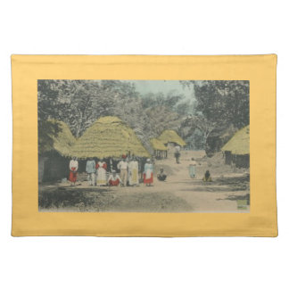 Peasant life placemats