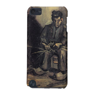 Peasant Making a Basket by Vincent van Gogh iPod Touch (5th Generation) Covers