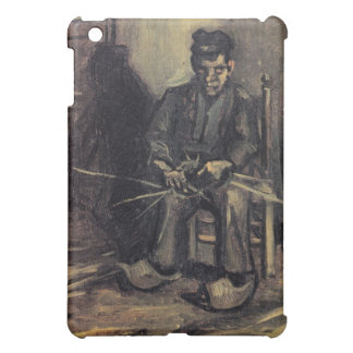 Peasant Making a Basket by Vincent van Gogh iPad Mini Cases