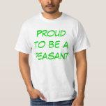 Peasant Pride T Shirt