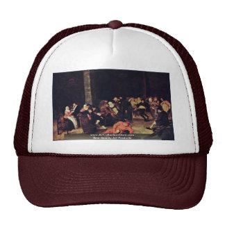 Peasant Wedding By Hals Frans Trucker Hats