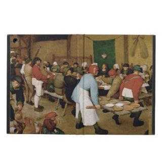Peasant Wedding by Pieter Bruegel the Elder iPad Air Case