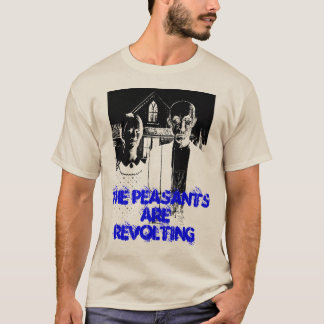 Peasants are Revolting 99% Long Sleeved Shirt