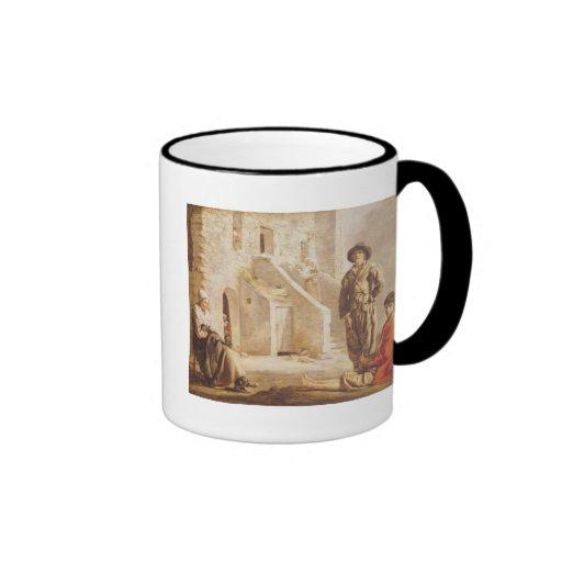 Peasants Before their House, c.1641 Ringer Mug