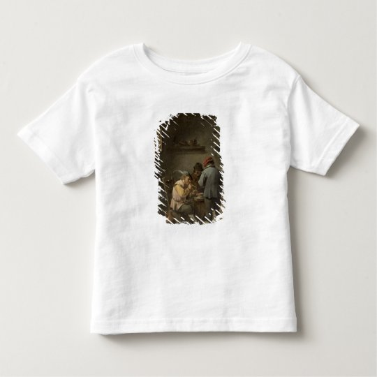 Peasants by an Inn Fire Toddler T-shirt