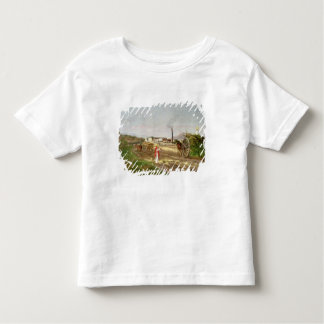 Peasants Collecting Sugar Cane Toddler T-shirt