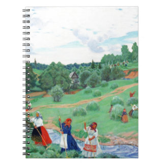 Peasants in a Field Journals