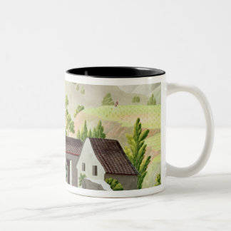 Peasants in the Paddy Fields Coffee Mugs