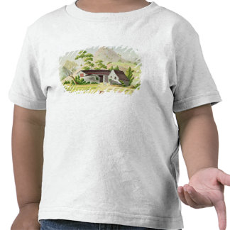 Peasants in the Paddy Fields Tee Shirts