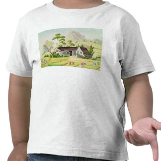 Peasants in the Paddy Fields Tees