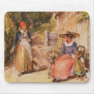 Peasants of the Black Forest Mouse Pad