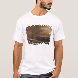 Peat Bog, Scotland, engraved by George Clint (1770 T-Shirt